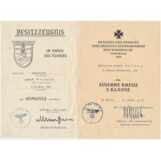 Krimschild award document grouping