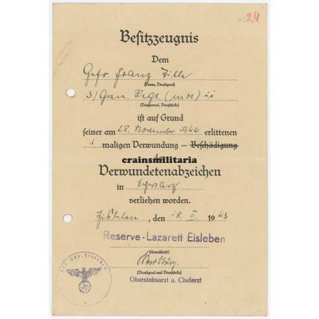 14.ID Verwundetenabzeichen document