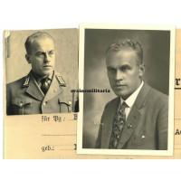 NSDAP Kreisamtsleiter personnel file