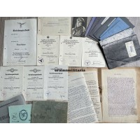 KG27 KIA Flugbuch, diaries and citation grouping